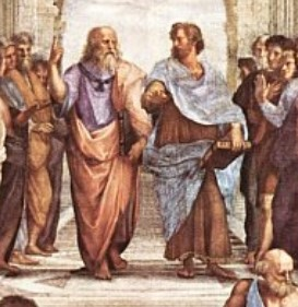 Raphael: Plato And Aristotle